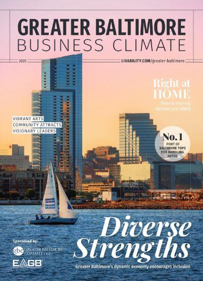 Greater Baltimore Business Climate 2020