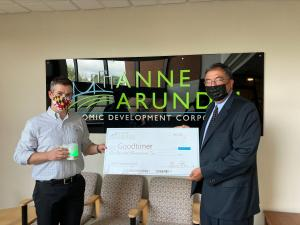 Anne Arundel Economic Development Corporation Awards First VOLT Growth Fund Loan to 2021 Amazon Launchpad Innovator of the Year Finalist