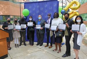 Ten Anne Arundel County Businesses Graduate from the Inclusive Ventures Program