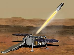 NASA has awarded the Mars Ascent Propulsion System (MAPS) contract to Northrop Grumman Systems Corporation of Elkton, Maryland