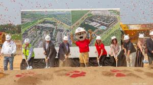 Great Wolf Lodge breaks ground on its biggest-ever resort in Cecil County