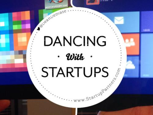 Dancing with StartUps