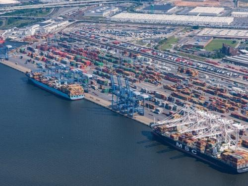 Port Of Baltimore Receives $1.6 mil Federal Grant For  Cybersecurity Improvements