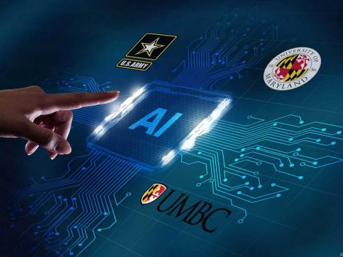 U.S. Army Research Lab and two Md. universities launch $68M robotics and AI partnership