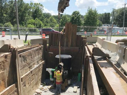 cecil county sewer project
