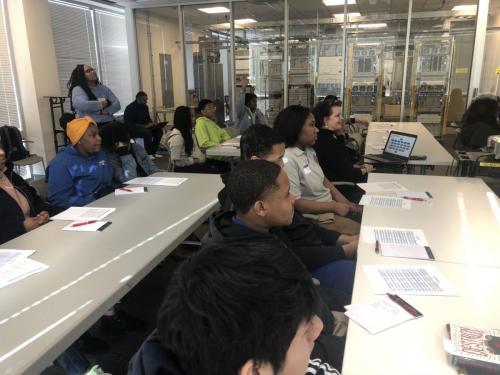 Building STEPS is taking Baltimore City high schoolers inside local tech and science companies