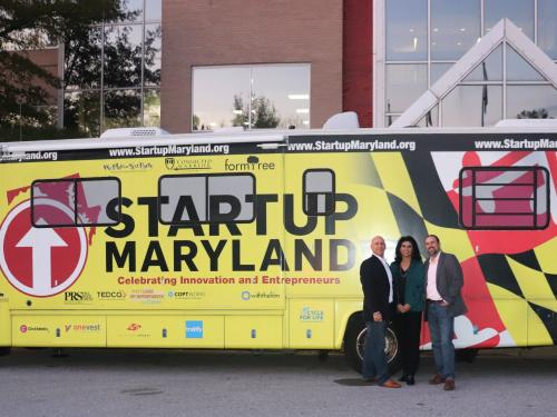 StartUp MD Truck