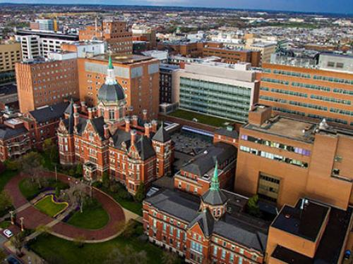 Johns Hopkins School of Medicine awarded near $400K grant for 2-year cancer project