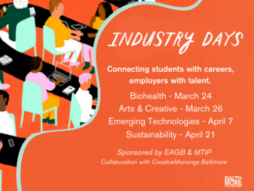 Baltimore Collegetown Industry Day Series 2021