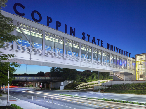Coppin State University Google Image