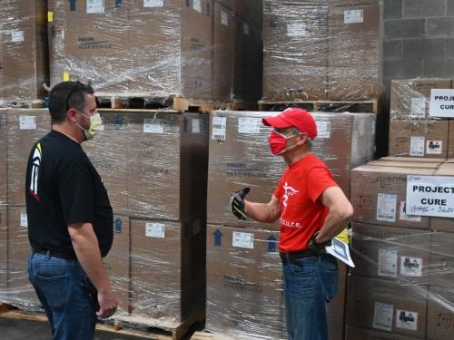UMMS Donates $4.6 Million Worth of Lifesaving COVID-19 Equipment and Supplies to Southeast Asia
