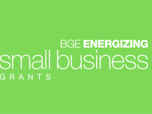 BGE is proud to announce the second round of Energizing Small Business Grants recipients