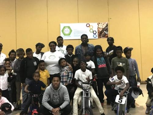 Microsoft invests $300K in B-360, Baltimore's dirtbike STEM program