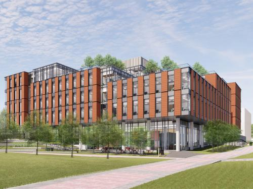 New College of Health Professions building to break ground this summer
