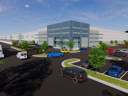 Trammell Crow breaks ground on 766K-square-foot warehouse at Southfields of Elkton project