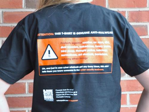 Cyber Security T-Shirt