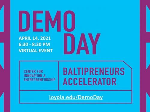 virtual 2021 Baltipreneurs Accelerator Demo Day