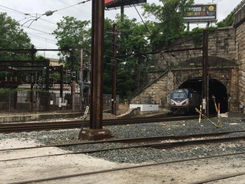 Amtrak, Maryland to partner on replacement of B&P Tunnel, name it after Frederick Douglass