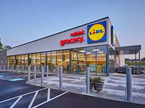 Lidl's new Baltimore County location has an opening date