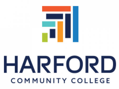 Harford county community college logo