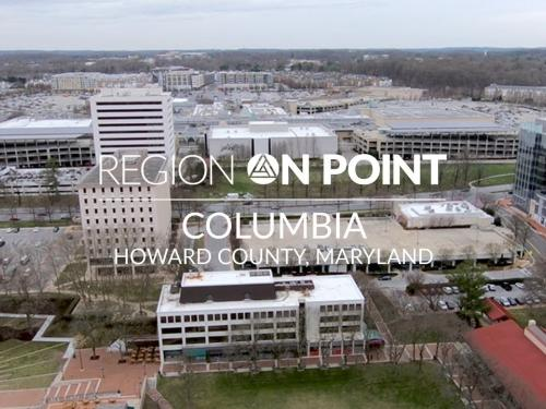 Region On Point Video: Howard County featuring Cyber and Innovation