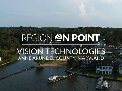 Region On Point Video: Anne Arundel County featuring Vision Technologies