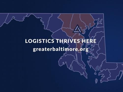 Logistics Thrives in Greater Baltimore