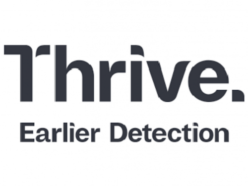 thrive earlier detection logo