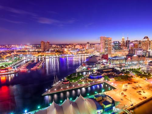 Port of Baltimore Economic Impact Study